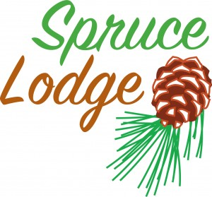 Spruce Lodge logo
